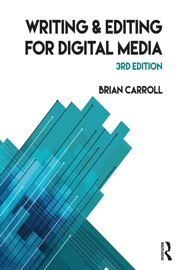 Writing And Editing For Digital Media
