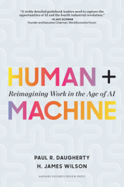 Human + Machine book