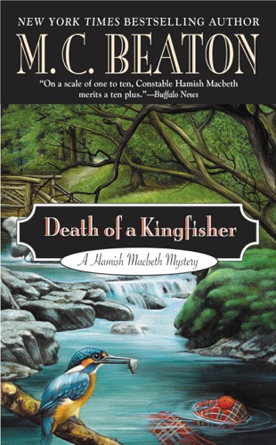M.C. Beaton - Death of a Kingfisher