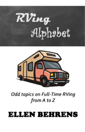 RVing Alphabet book