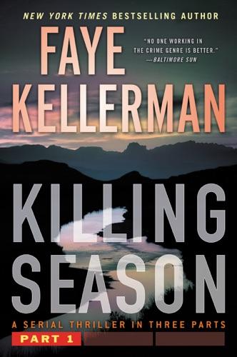 Faye Kellerman - Killing Season Part 1