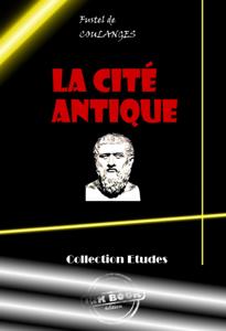 La Cité antique Couverture de livre