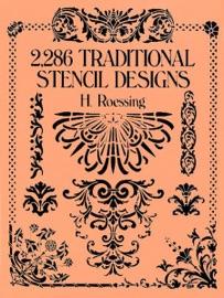 2 286 Traditional Stencil Designs