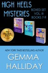 High Heels Mysteries Boxed Set Vol III Books 7-9