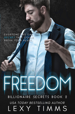 Freedom - Lexy Timms book