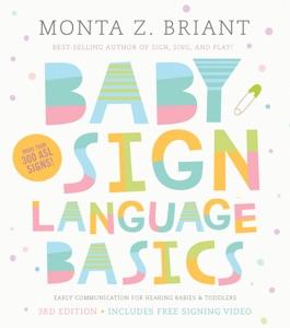Baby Sign Language Basics Book Cover
