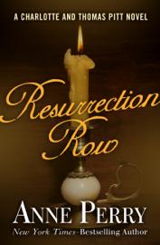 Resurrection Row book