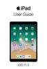 Apple Inc. - iPad User Guide for iOS 11.3 artwork