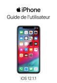 Guide de l'utilisateur de l'iPhone pour iOS 12.1.1