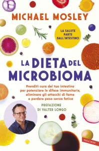 La dieta del microbioma Libro Cover