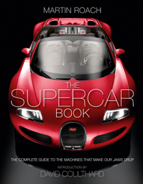 The Supercar Book book