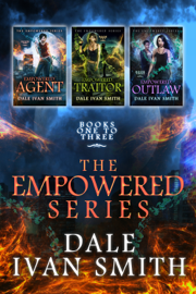The Empowered Series Collection, Books 1-3 book