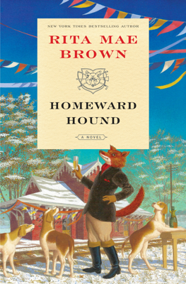Homeward Hound - Rita Mae Brown book