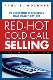 RED-HOT COLD CALL SELLING