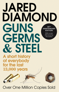 Guns, Germs and Steel La couverture du livre martien