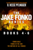 B. Hesse Pflingger - The Jake Fonko Series: Books 4, 5 & 6  artwork