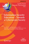 Information Security Education  Towards A Cybersecure Society