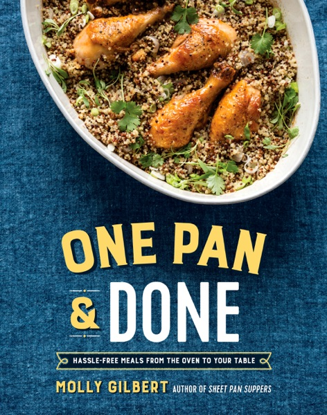 One Pan & Done - Molly Gilbert book cover