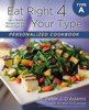 Dr. Peter J. D'Adamo & Kristin O'Connor - Eat Right 4 Your Type Personalized Cookbook Type A artwork