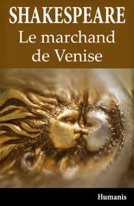 Le marchand de Venise La couverture du livre martien