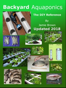 Backyard Aquaponics Book Cover