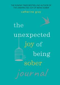 The Unexpected Joy of Being Sober Journal La couverture du livre martien
