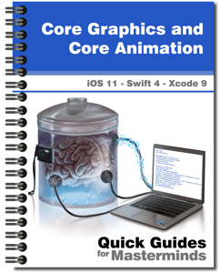 Core Graphics and Core Animation Buch-Cover