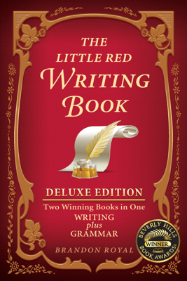The Little Red Writing Book Deluxe Edition - Brandon Royal book