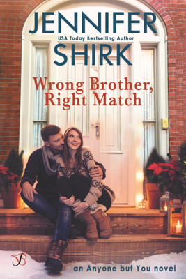 Jennifer Shirk - Wrong Brother, Right Match book