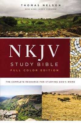 NKJV Study Bible, Full-Color