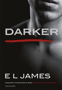 Darker (versione italiana) di E L James Copertina del libro