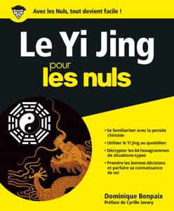 Yi Jing Pour les Nuls La couverture du livre martien