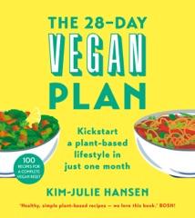The 28-Day Vegan Plan