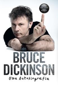 Bruce Dickinson: uma autobiografia Book Cover