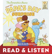 The Berenstain Bears and Papa's Day Surprise: Read & Listen Edition