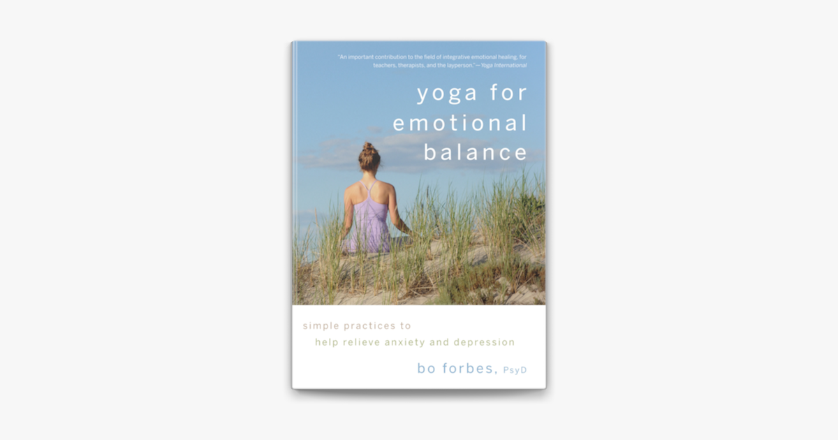 Yoga For Emotional Balance On Apple Books