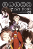 Kafka Asagiri & Sango Harukawa - Bungo Stray Dogs, Vol. 3 artwork