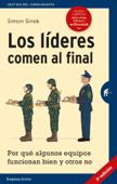 Los líderes comen al final (Edición revisada) Book Cover