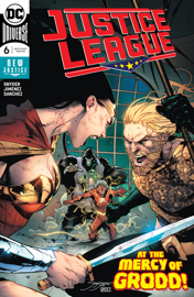 Justice League (2018-) #6 book