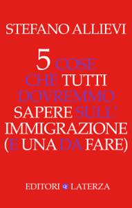 5 cose che tutti dovremmo sapere sull'immigrazione (e una da fare) Copertina del libro