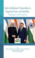 India - Uzbekistan Partnership In Regional Peace And Stability