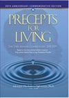 Precepts For Living 2018-2019
