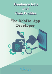 The Freelance Mobile App Developer La couverture du livre martien
