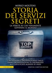Storia dei servizi segreti Copertina del libro