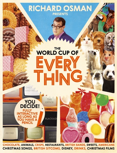 Richard Osman - The World Cup Of Everything