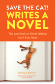 Save the Cat! Writes a Novel Book Cover