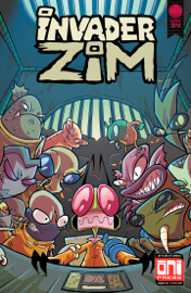 Invader Zim #34