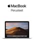 Apple Inc. - MacBookin perusteet artwork
