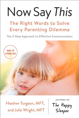 Now Say This - Heather Turgeon MFT & Julie Wright MFT book