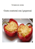Cento contorni con i peperoni